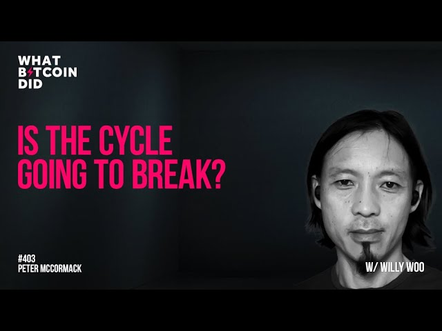 Is the Bitcoin Cycle Going to Break?