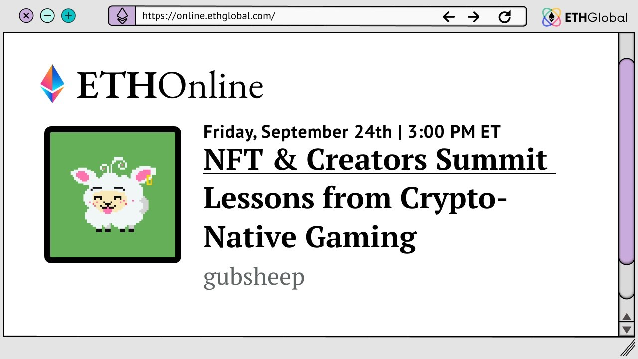 Lessons from Crypto Native Games