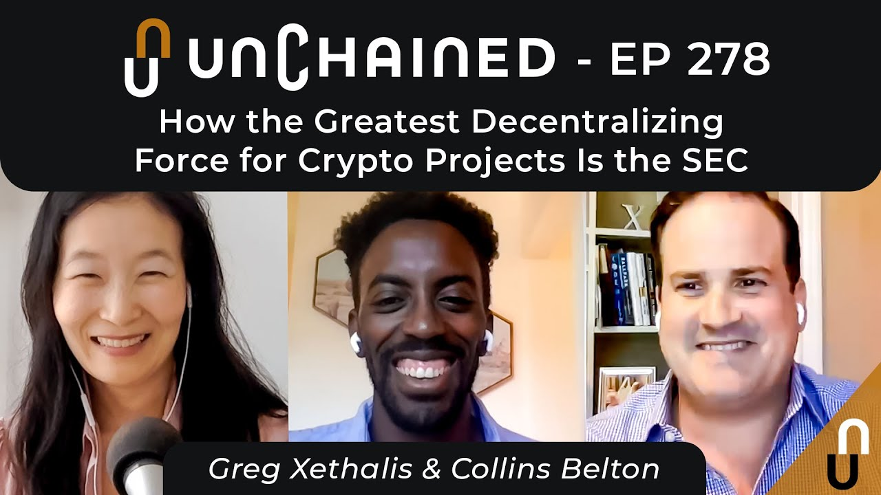 SEC Is The Greatest Decentralizing Force for Crypto Projects