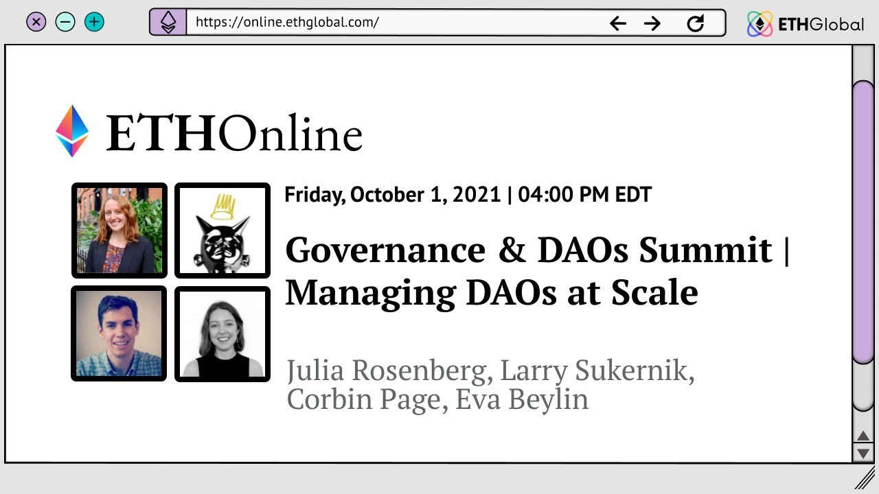 Managing DAOs at Scale