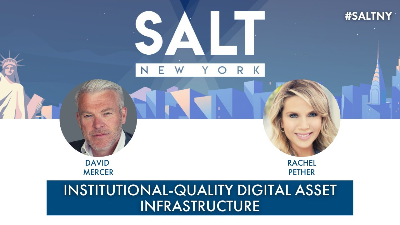 Institutional-Quality Digital Asset Infrastructure