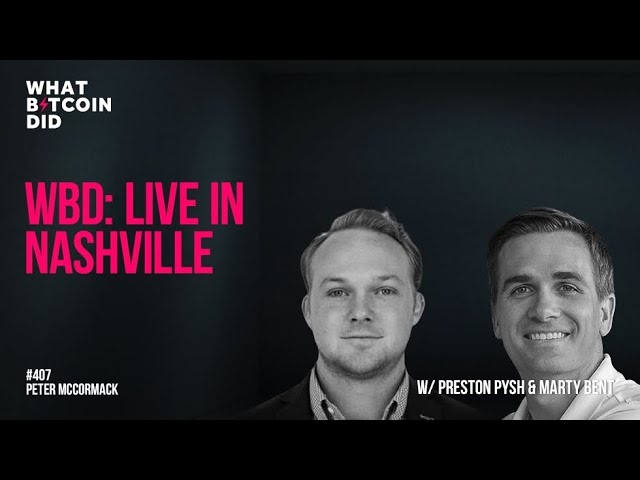 Why Bitcoin Is Answer to Many Problems - Preston Pysh & Marty Bent