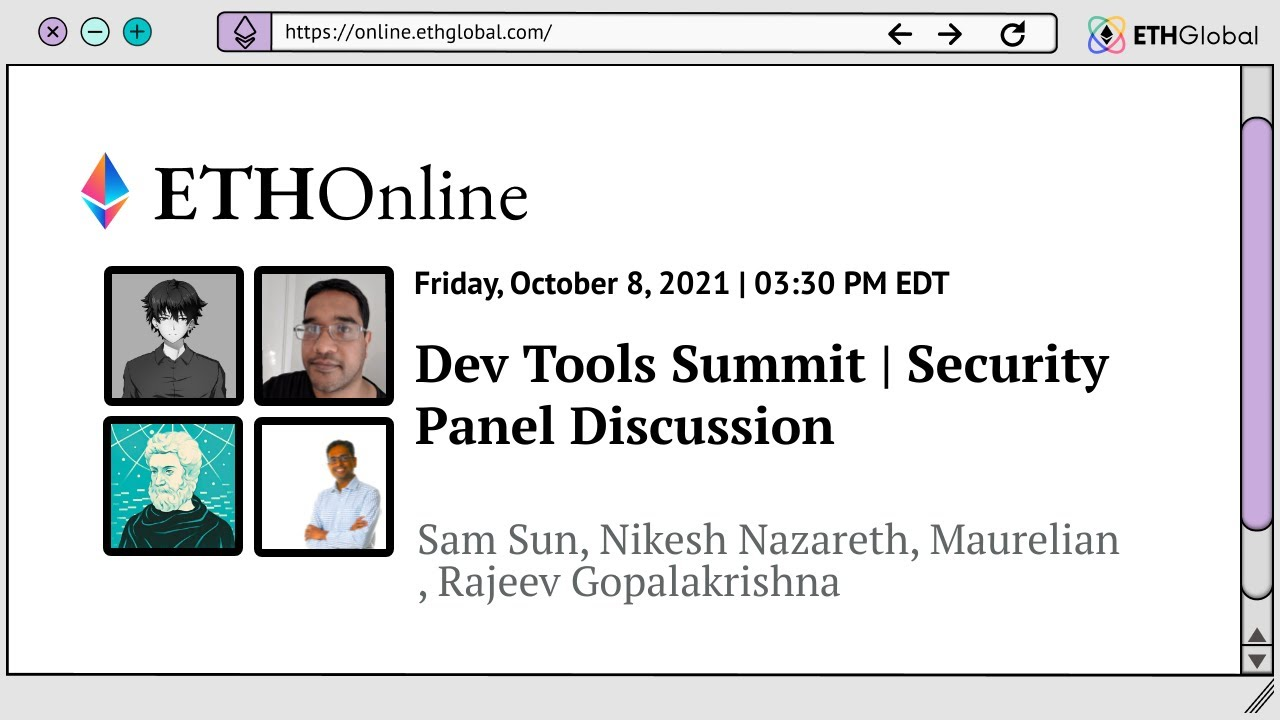 Smart Contract Security Panel