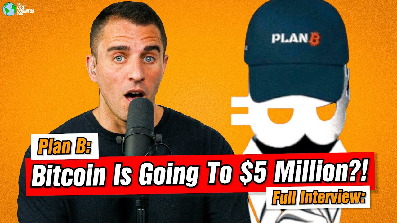 PlanB on Bitcoin Stock-to-Flow and Markets