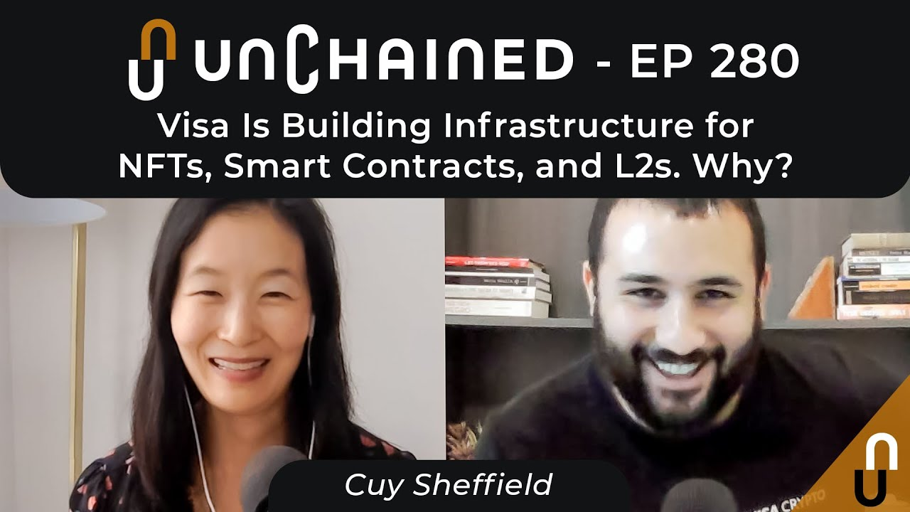 Why Visa Is Building Infrastructure for NFTs, Smart Contracts & L2s