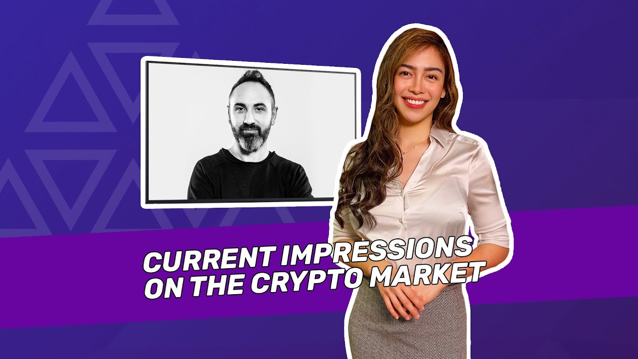 Current Impressions On The Crypto Market - Giovanni Casagrande
