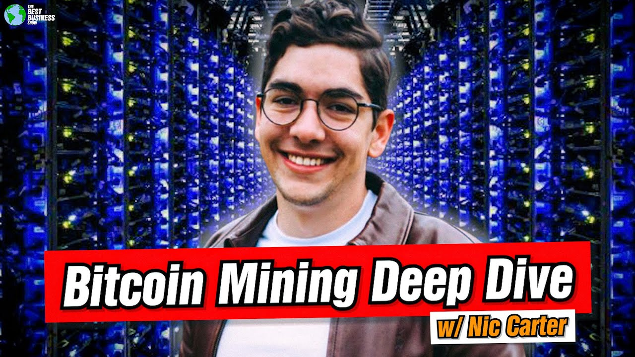 The Bitcoin Mining Interview with Nic Carter