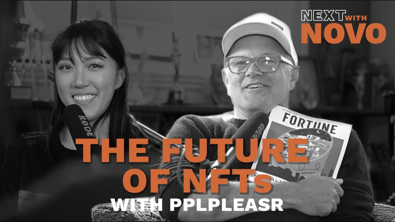 Creating and Collecting NFTs with Pplpleasr