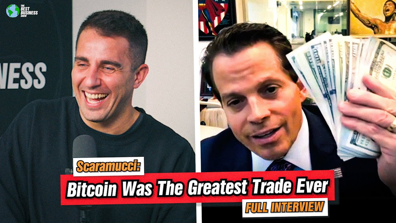 Anthony Scaramucci: Bitcoin Was The Greatest Trade Of My Life