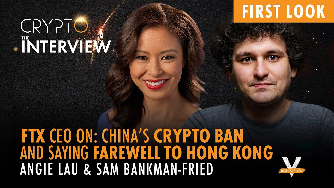 Initial Reaction to China's Crypto Ban and Impact with Sam Bankman-Fried
