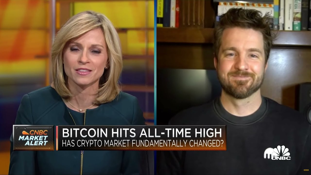 Jeremy Welch on the October Bitcoin Boom
