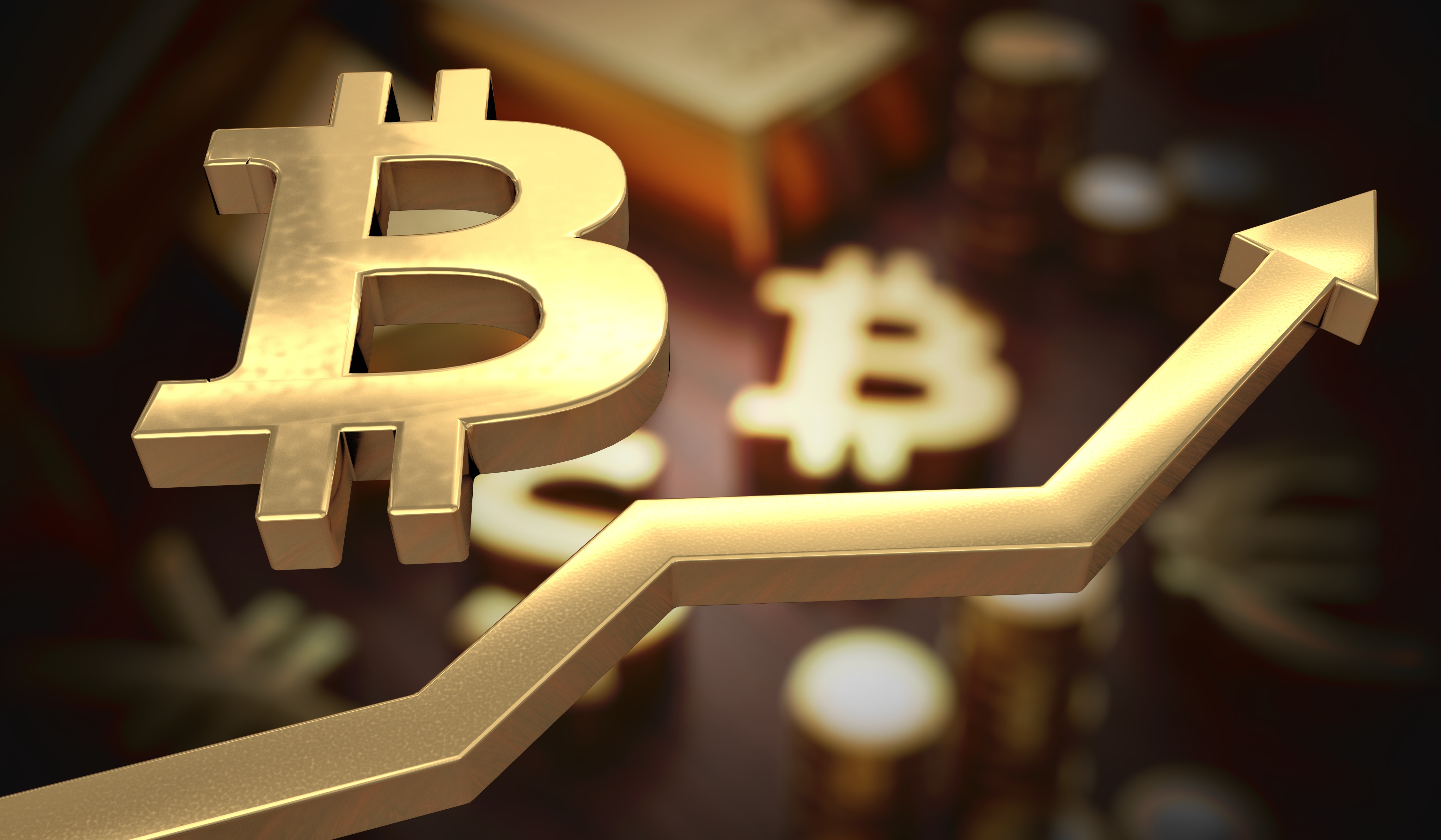Two Reasons Bitcoin Could Keep Its Upward Trend